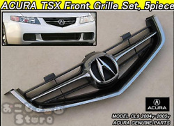 Accord Cl7 Cl9 Zenki [acura] Acura Tsx Genuine Us Front Grill