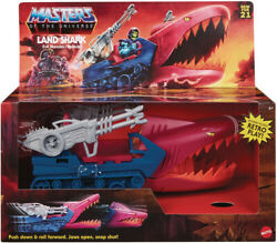 Mattel Collectible - Masters Of The Universe Origins 5.5 Land Shark Vehicle He