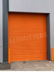 Garage / Industrial Roller Shutter Door - Sizes Available Up To 4mtr
