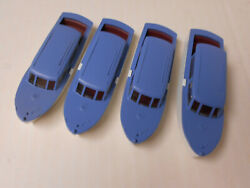 Lionel 6416 Blue Athearn Boats- Pkg. Of Four- For The Boat Loader Sale