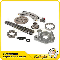 Fit Chevrolet Colorado Saab Buick Rainier Gmc Envoy Timing Chain Oil Pump Kit