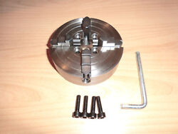 Surface Plate Four Jaw Feed Individually Adjustable New For Emco Compact 5