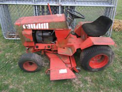 Case Riding Mower Hydrive 220