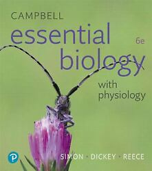 Campbell Essential Biology With Physiology Plus Mastering Biology