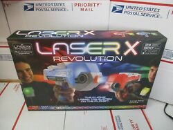 Laser X Revolution 1 Home Laser Tag System On The Planet New Fast Shipping