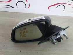Bmw Heated Outside Left Mirror Surround View 3and039 F30 F31 F35 51167245183