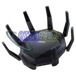 Asus Rt-ax89x Router Wifi 6 Dual Band Wireless Gigabit Gaming Router