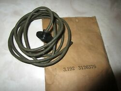 Nos Horn Button To Connector Wiring Assembly 1951 Nash Statesman 3126376