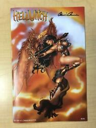 Hellwitch Gallery 1 Paramour Variant Cover By David Harrigan Signed Pulido /113