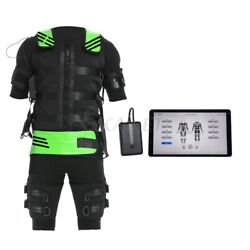 Smart Ems Muscle Stimulation Training Weight Loss Gain Muscle Fitness Suit
