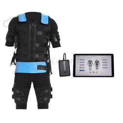 Gym Use Ems Training Suit Wireless Burn Fat Muscle Stimulator With Ce Approval