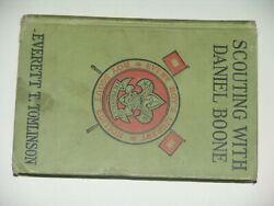 Every Boys Library - Scouting With Daniel Boone - Used