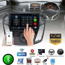 For 2012-17 Ford Focus Car Stereo Radio 9and039and039 Android 9.1 Gps Obd Wifi W/ Canbus