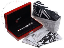 Limited Edition 4810 Peggy Guggenheim Fountain Pen Stylo Plume
