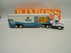 Winross Wise Snacks Potato Chips Tractor Trailer Int'l Cab 1/64 Diecast Mib
