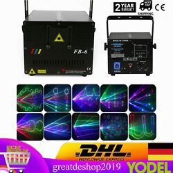 1w Rgb Laser Light Show And Ilda 3d Animation Laser Projector 20kpps Galvo System