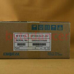 1pc New Proface Display Screen Gp2500-sc41-24v One Year Warranty Fast Delivery