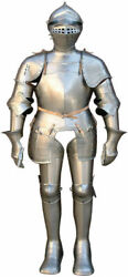 Medieval Knight Cosplay Battle Suit Of Armor Combat Full Body Armor Suit