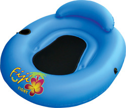 Airhead Float Tube Inflatable Towable Water Person Lake Boat Pool Floating Rider