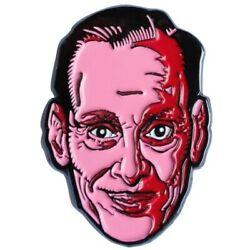 John Waters Filthy Enamel Pin Horror Movie Pink Flamingo Divine Collectible Gift