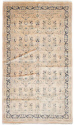 Hand-knotted Carpet 8and0390 X 14and0390 Traditional Vintage Wool Rug
