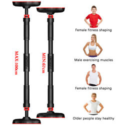 Otf Pull Up Horizontal Bar Adjustable Home Gym Workout Chin Fitness Doorway
