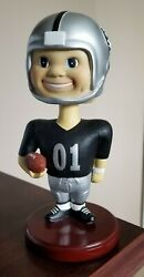 The Memory Company Nfl Bobble Heads - First Edition In A Limited Series