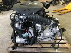 Mini F56 F55 B38a12a 2018g Whole Engine Without Dpf Filter And Transmission