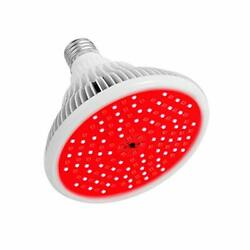 Red Light Therapy Lamp With Transparent Cover Maineng 144 Leds 660nm And Near I
