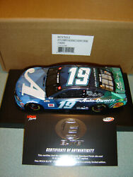 Martin Truex Jr. 2020 Lionel 19 Auto Owners Ins.-sherry Strong 1/64 Elite