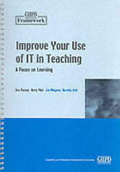 Improve Your Use Of It In Teaching Framework By Passey Don Ridgway Jim Fl