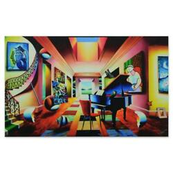 Ferjo Angelic Music Room Limited Edition On Gallery