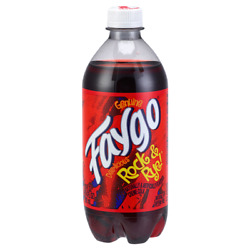 Faygo Rock And Rye Soda Case Of 24 Exotic Rare Fast Shipping