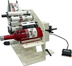 Tal-2100er Electric Bottle Label Applicator