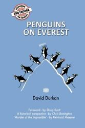 Penguins On Everest 15 Himalayan Travel Guides By Durkan, David Book The Fast