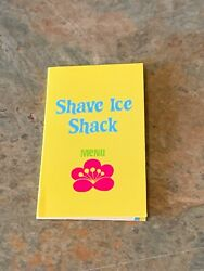 American Girl Doll 18 Retired Kanani Shave Shaved Ice Stand Menu Only