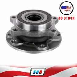 Front Fit For Dodge Dart 2013 2014 2015 2016 Wheel Hub And Bearing Assembly New
