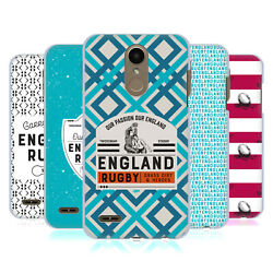 Official England Rugby Union History Hard Back Case For Lg Phones 1