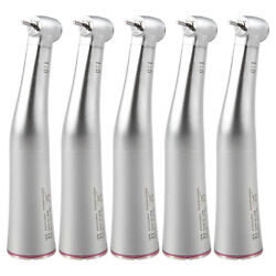 5x Nsk Style Dental Push 15 Increasing Contra Angle Handpiece Clean Head Vm-t