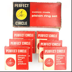 Ford F100 Truck 1959–1966 Piston Ring Set 0.30 80023 Nos 6 Cylinders Usa