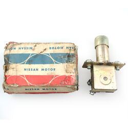 Vintage Switch Dimmer Fits For Datsun Nos Genuine