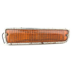Chevrolet Chevy Luv 1972 Turn Signal Lamp Lh Nos Sae Ip 71