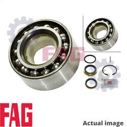 New Wheel Bearing Kit For Toyota Mr 2 I Aw1 4a Gze 4a Gelc Fag 90080-36043 6956