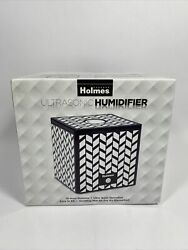 New - Holmes Ultrasonic Humidifier 15-hour Runtime + Ultra Quiet - Ships Free