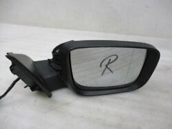 Exterior Mirror Side Right Rhd - Hand Drive Electric Anklappbar Volvo Xc60