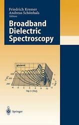 Broadband Dielectric Spectroscopy By Wolfgang Luck English Hardcover Book Free