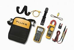 Fluke Hvac Multimeter And Clamp Meter Combo Kit 116/323