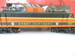 Lionel Mpc 0/027 -8762 Great Northern Electric W/pullmor Motor- Exc.-hb1