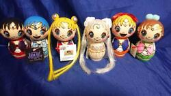 Isetan Anna Sui Sailor Moon Coquette 6 Types Of Complete Set From Japan