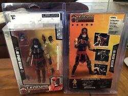 Aew Unrivaled-legends Of Lucha Libre Lucha Bros Mint In Defender Cases 1 Of Each